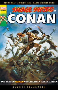 SAVAGE-SWORD-OF-CONAN-deutsch-CLASSIC-COLLECTION-HC-1-OMNIBUS-Savage-Tales