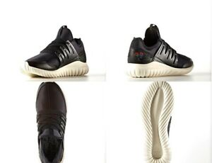 new styles 87fb0 a1eae Image is loading Adidas-Originals-Tubular-Radical-CNY-Shoes-Black-Mens-