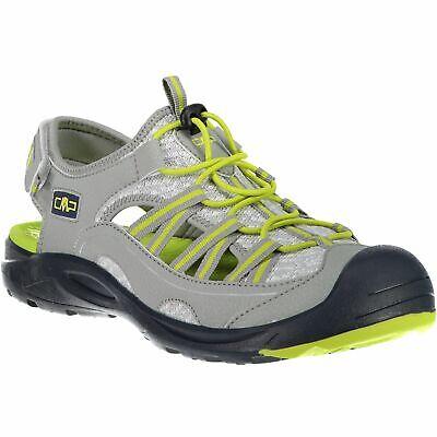 Cmp Scarponcini Adhara Hiking Sandal Grigio Melange Maglia Poliestere Mesh-mostra Il Titolo Originale