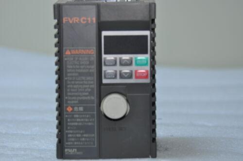 FUJI ELECTRIC FVR0.2C11S-2 3PH 200~230V 50//60HZ INVERTER
