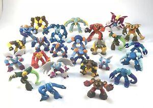 Gormiti-Figures-Bundle-Giochi-Preziosi-Lot-Of-25