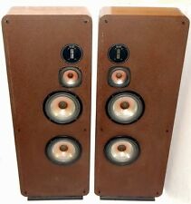 Infinity RSIII vintage tower speakers