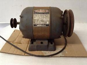 Craftsman Table Saw Motor 1 2 Hp Ball Bearing Model 115