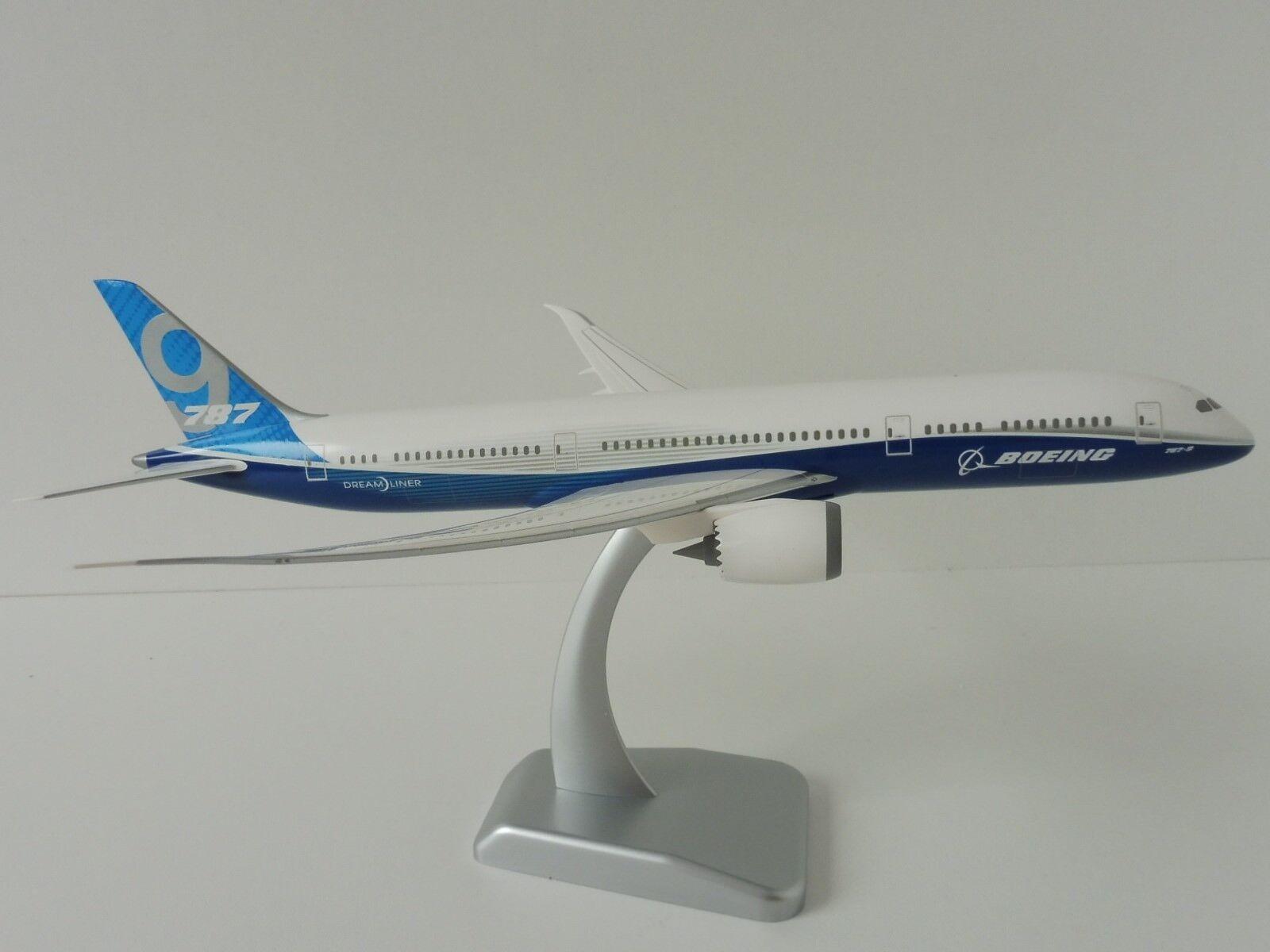 Boeing 787-9 Panneau déroulant Colours 1 200 Hogan Wings 10840 Dreamliner Livery