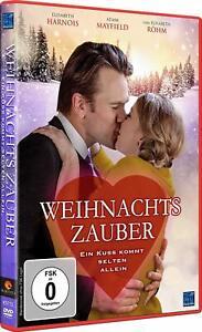 Details About Another Christmas Kiss Romance Elisabeth Harnois Adam New Uk Region 2 Dvd Pal