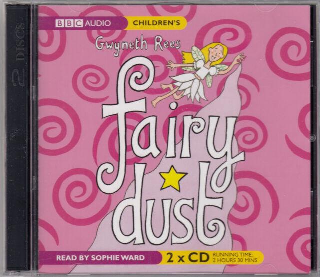 Gwyneth Rees Fairy Dust 2CD Audio Book Sophie Ward FASTPOST