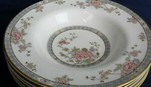 Royal Doulton CANTON H 5052 rimmed soup bowl up to 5 in stock