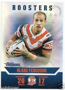 2017-NRL-Traders-Parallel-Special-PS134-Blake-FERGUSON-Roosters