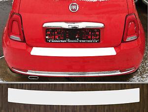 Lackschutzfolie-Ladekantenschutz-transparent-Fiat-500-Facelift-ab-2016
