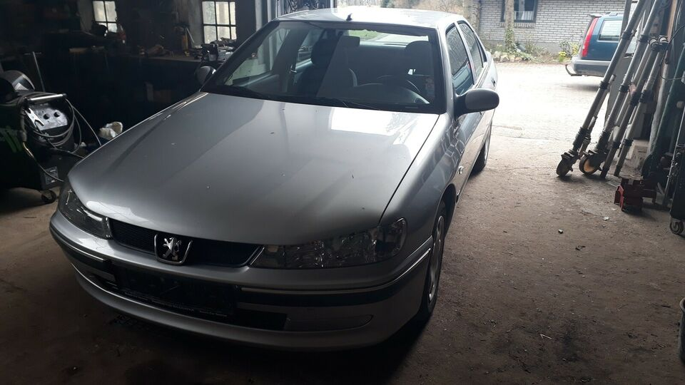 Peugeot 406, 1,8 Greyline, Benzin