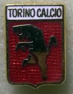 TORINO CALCIO FOOTBALL distintivo badge pin old logo 80