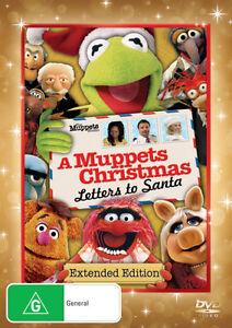 Muppets-Christmas-Letters-To-Santa-NEW-DVD-Region-4-Australia