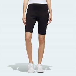 adidas AAA Cycling Shorts Ladies Performance Pants Trousers Bottoms Lightweight