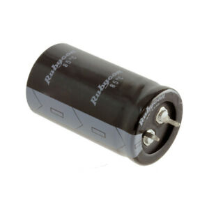 CAP-ALUM-470UF-20-250V-SNAP