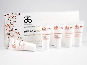 Arbonne-RE9-Corrective-Eye-Cream-5-Travel-Tubes-0-1-oz-1-FULL-SIZE-JAR-NEW