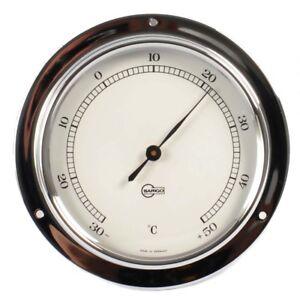 Navire Thermomètre Analogique BARIGO rythme S CHROME 88 mm  </span>
