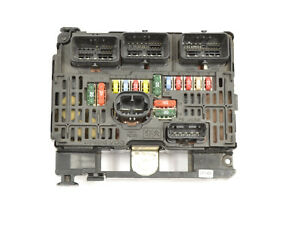 Citroen Peugeot BSM Modul 9661682980 Sicherungskasten Steuergerät 12Mon Garantie