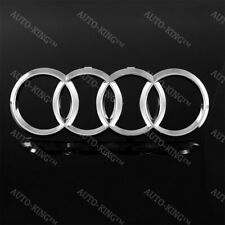Item 1 For Audi Rings Chrome Grill Front Hood A3 A4 S4 A5 S5 A6 Sq7 Tt Badge Emblem New