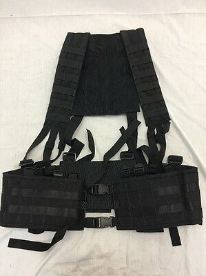 EAGLE INDUSTRIES INDUSTRIES SFLCS H HARNESS Black LE SWAT Duty police