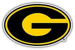 "Grambling State Tigers College NCAA Car Bumper Vinyl Sticker Decal 5""X3.5"""