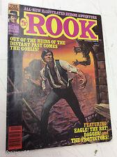 The Rook # 12 (Nestor Redondo) (Warren Mag, USA, 1981)! See Pics!