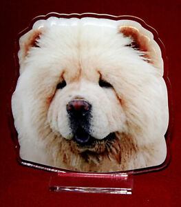 statuette-photosculptee-10x15-cm-chien-chow-chow-2-dog-hund-perro-cane