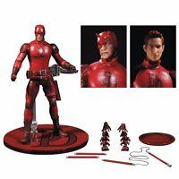 Mezco 1:12 Collective Marvel Heroes - Daredevil Action Figure
