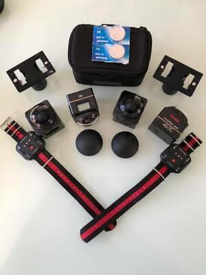 4x Kodak Pixpro Sp360 4k Cam Accessories Ebay