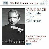 1 of 1 - C.P.E. Bach - Complete Flute Concertos, Bach, C.P.E., Very Good CD