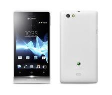 Sony Xperia Miro ST23i White Weiss WiFi 5MP 4GB Ohne Simlock NEU