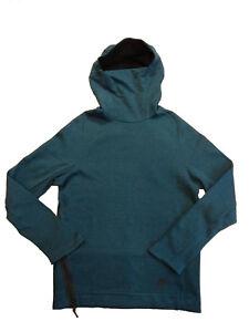 Details about 346 Mens Funnel Over Pull 805214 Nike Neck Jacket Tech Fleece Sportswear Hoodie mn08Nw