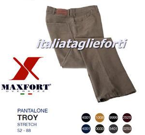 Size Maxfort Stretch hommes Jeans Plus Stretch élastique Stretch pour Troy 8HrqX8