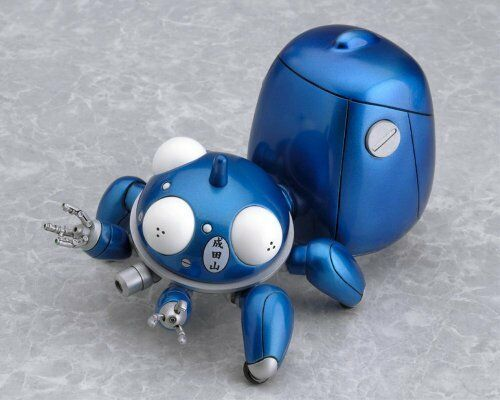 NEW Ghost In The Shell S//A//C// Nendoroid Tachikoma Non-Scale Abs Painted Movea