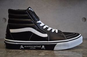 8512772dd6b81b Image is loading Mastermind-Japan-x-Vans-Sk8-Hi-v38-Black-