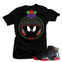 Shirt To Match Jordan Retro 7 Marvin The Martians. Cold Star Tee