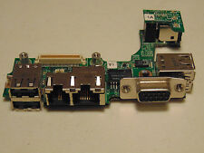 Dell Inspiron 1750 Genuine Dual USB VGA-Out DC In Power Board 48.4CN01.011 GLP