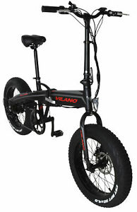 Vilano-NEUTRON-Electric-Folding-Fat-Bike-20-Inch-Wheels