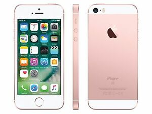 apple iphone se 16gb rosegold ohne sim lock. Black Bedroom Furniture Sets. Home Design Ideas
