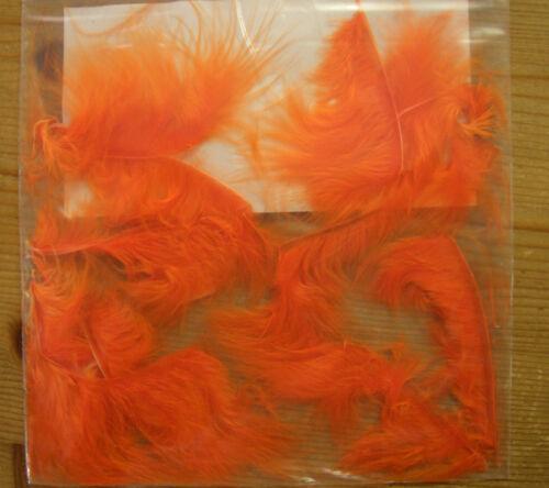 Feather Tracer ORANGE Pfeilbau Feder Gateway Bogensport Federn Bogenschiessen