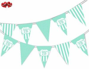 Happy-75th-Mint-Happy-Birthday-Anniversary-Themed-Bunting-Banner-by-PARTY-DECOR