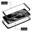 NUOVA-ibrida-antiurto-360-TPU-Case-Cover-per-Samsung-Galaxy-S7-S8-S9-Plus-Edge miniatura 8