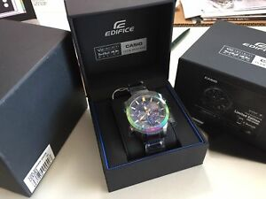 CASIO-EDIFICE-EQB500RBB-2-Red-Bull-Limited-Discontinued-100-New-Mobile-Link