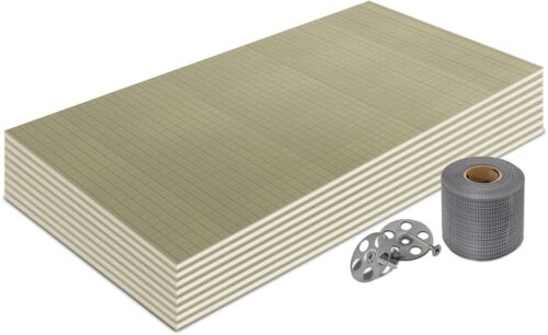 5m² Kit 6mm Premium Thermal Substrate Insulation Board