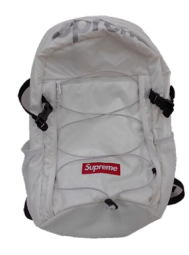 Supreme/Supreme 17Awbackpack Backpack White