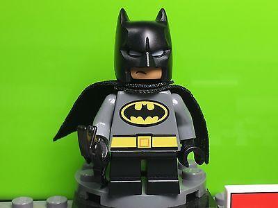 Lego Minifigure Figure Batman Short Legs Batman II DC 76061 sh242