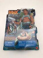 Mattel Max Steel Super Agent 12 Action Figure