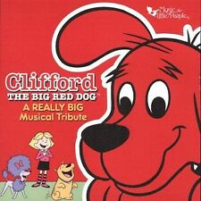 FREE US SH (int'l sh=$0-$3) NEW CD Clifford the Big Red Dog: A Really Big Musica