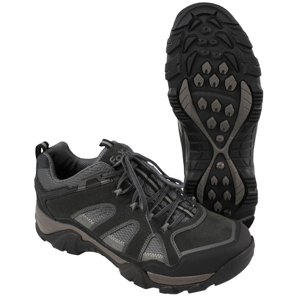 Fox Outdoor più facile da Trekking Scarpa Grigio Mountain Low Outdoor Wanderschuh