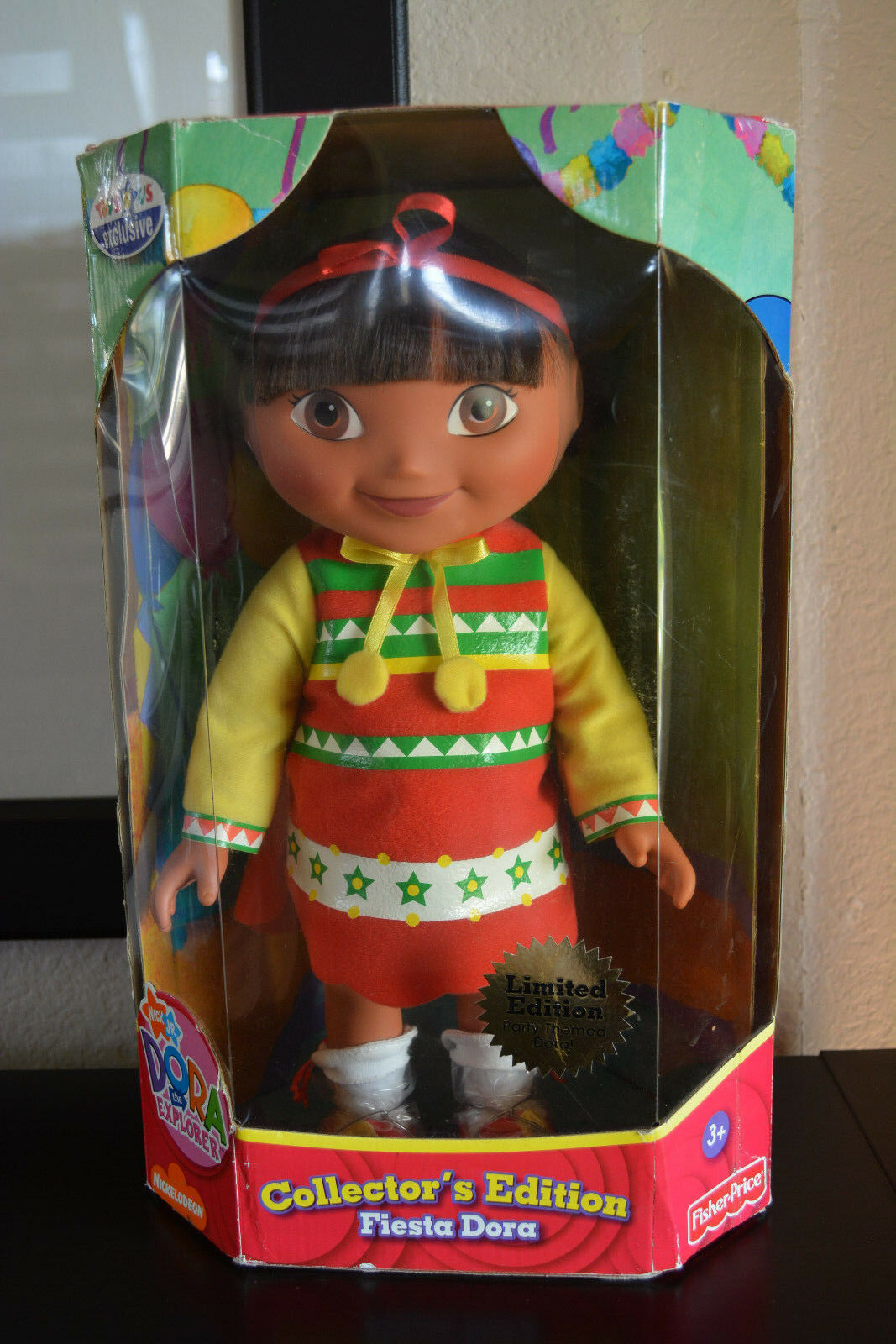 Dora the Explorer Collector's Edition Fiesta Dora 2006