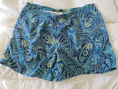 Vintage 1990s Mens Patagonia Baggies Shorts~ Lined